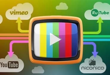 ساخت بک لینک توسط سایت های اشتراک ویدیو